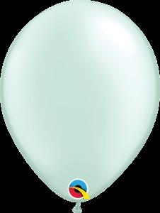 Pearl Mint Green Qualatex Balloons