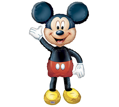 Mickey Mouse Airwalker Balloon