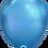 Thumbnail: Chrome Blue Qualatex Balloons