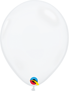 Diamond Clear Qualatex Balloons