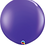 Thumbnail: Quartz Purple Qualatex Balloons