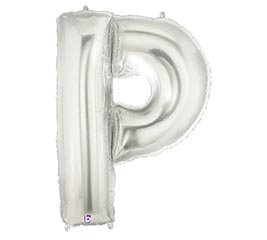 Letter P Mylar Balloon