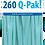 Thumbnail: Caribbean Blue Qualatex Balloons