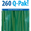 Thumbnail: Green Qualatex Balloons