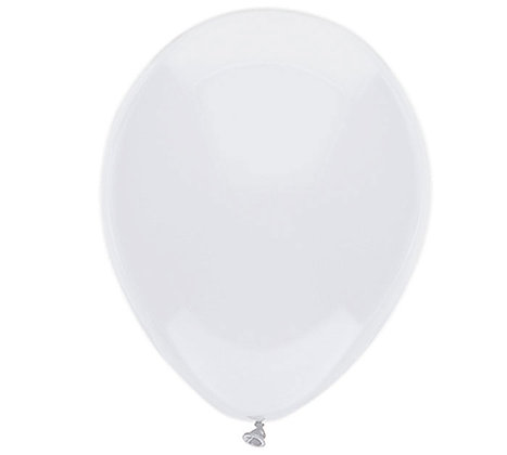 White New Looks Balloons
