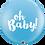 Thumbnail: Oh Baby Print Qualatex Balloons