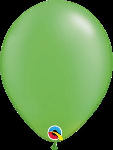Pearl Lime Green Qualatex Balloons