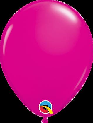 Wild Berry Qualatex Balloons