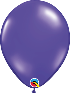 Quartz Purple Qualatex Balloons