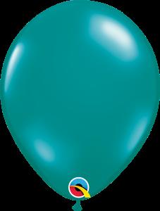 Jewel Teal Qualatex Balloons