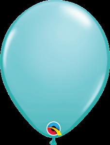 Caribbean Blue Qualatex Balloons