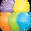 Thumbnail: Happy Birthday Simple Print Qualatex Balloons