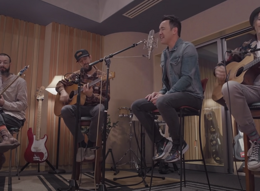 """HOOBASTANK Celebrate 15th Anniversary Of """"The Reason"""" With Nostalgic Cover"""