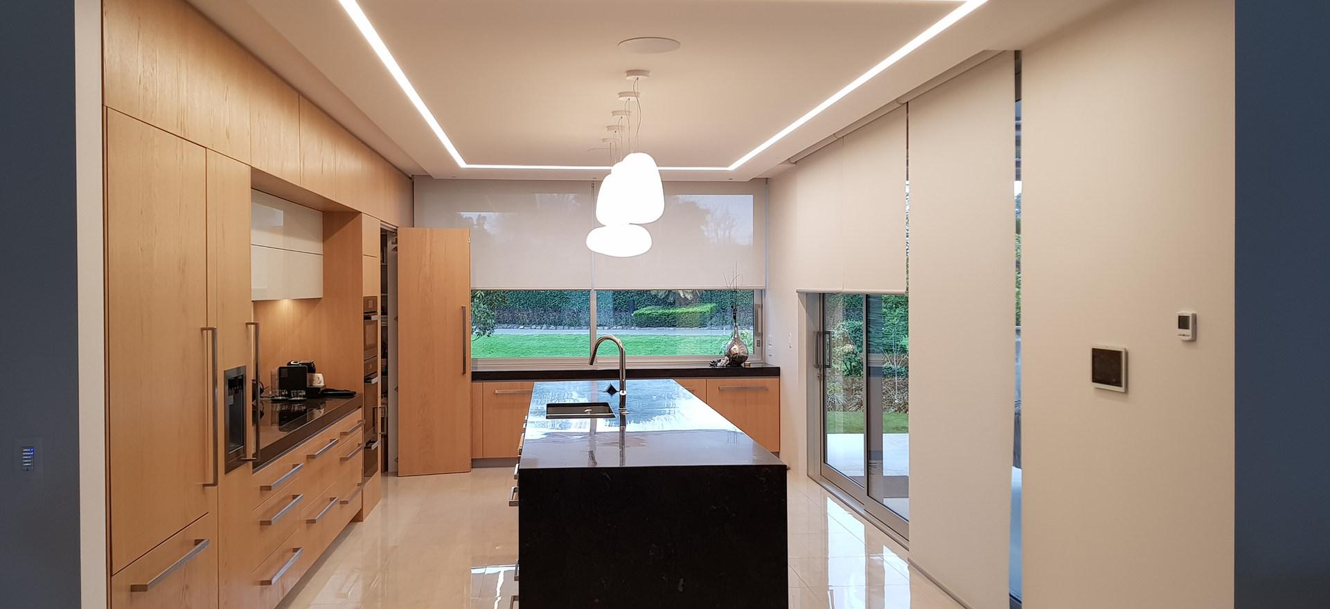 Shadowless Kitchen