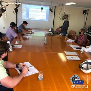Membros da CIPA da CDC participam de curso de formação