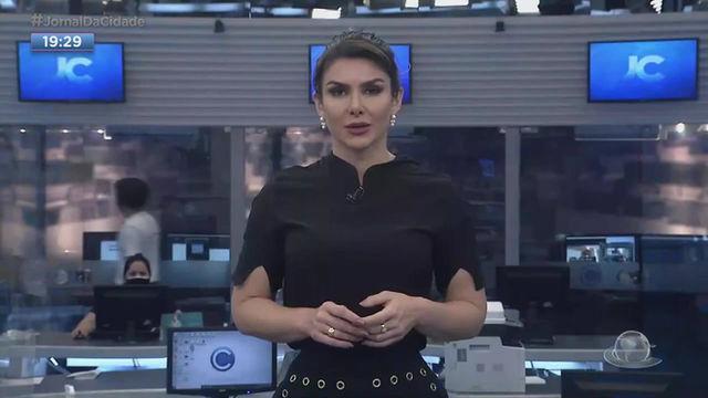 TV Cidade Fortaleza exibe reportagem sobre vacinação dos portuários