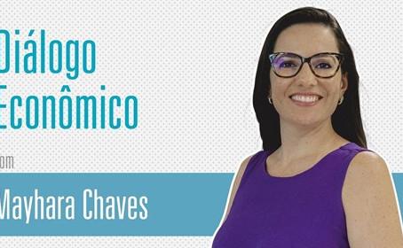 Mayhara Chaves: Porto de Fortaleza deve dobrar investimentos em 2022 e mira parceria com a Argentina