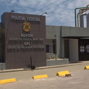 Novas instalações do Nepom e GPI da PF no CE são inauguradas no Porto de Fortaleza