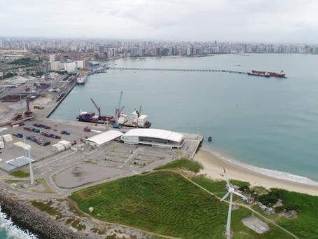 TCU aprova leilão do terminal de granéis do Porto do Mucuripe