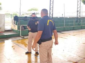 Curso de defesa pessoal realizado pela ANP contou com a participação de guardas portuários do Porto