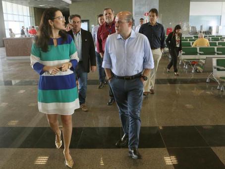 CDC e PMF avaliam melhorias no acesso ao Porto de Fortaleza e TMP