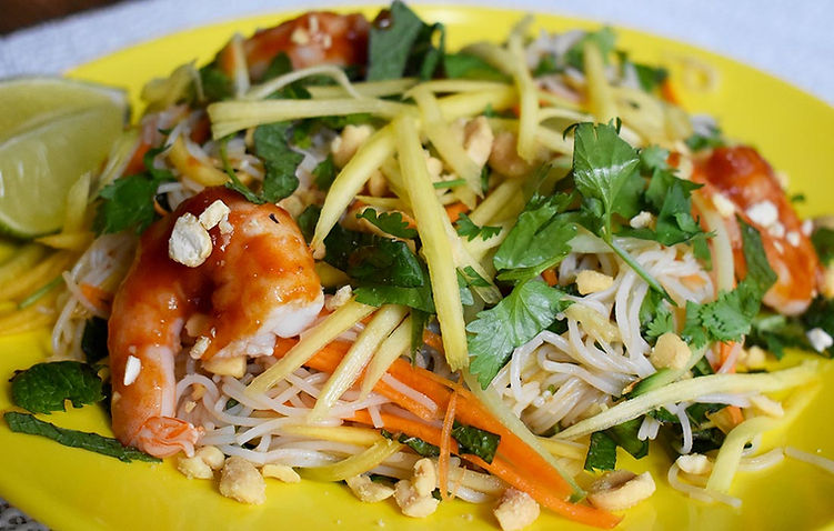 Crying Tiger Mango Salad
