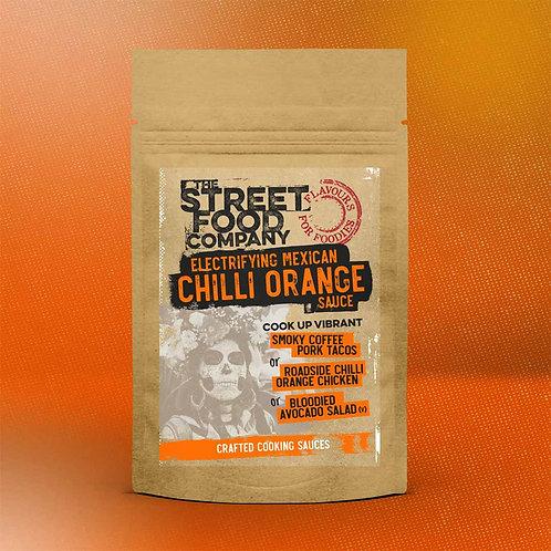 Mexican Chilli Orange Sauce 140g