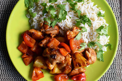 Sweet-Tangy-Tamarind-Chicken---the-stree