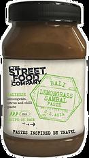 LEMONGRASS sambal - the treet food compa