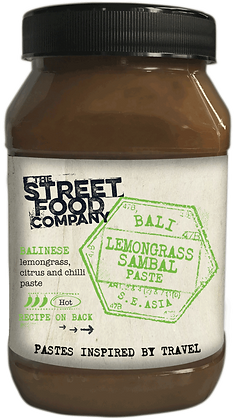 LEMONGRASS sambal - The Stree Food Company