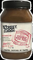 MOZAMBICAN COCONUT PIRI PIRI - the stree