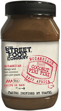 Mozambique Coconut Piri Piri- The Stree Food Company