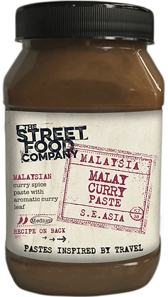 MALAY CURRY - The Stree Food Company