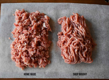 Mince fit for a Foodie – Whole Meat Pork Mince