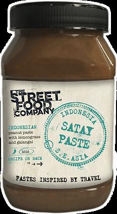 SATAY PASTE-The Stree Food Company