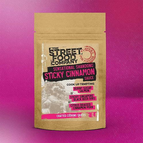 Shandong Sticky Cinnamon Sauce 140g