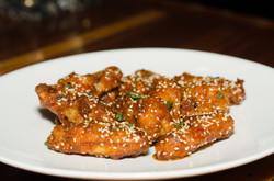 Korean-Fire-Marmalade-Wings - the street