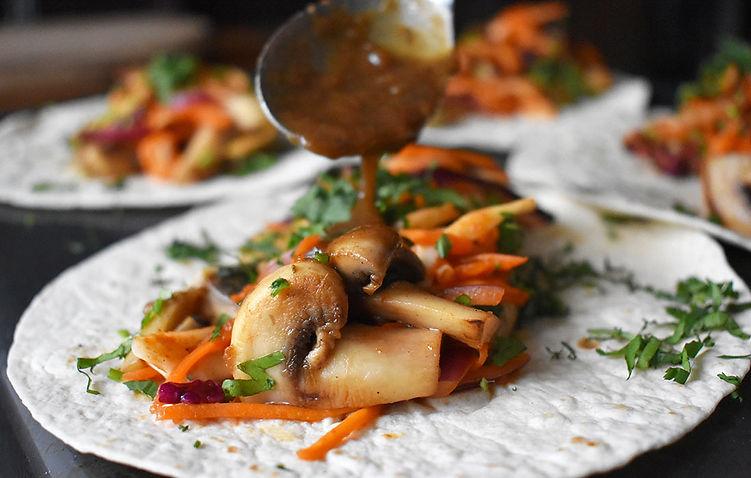 Korean Food Truck Tacos (V) (VGN)