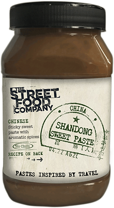 SHANDONG SWEET PASTE-The Stree Food Company