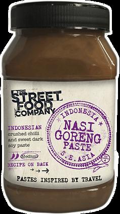 NASI GORENG - The Stree Food Company