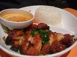 Dark Sugar Tamarind Grilled Chicken - th