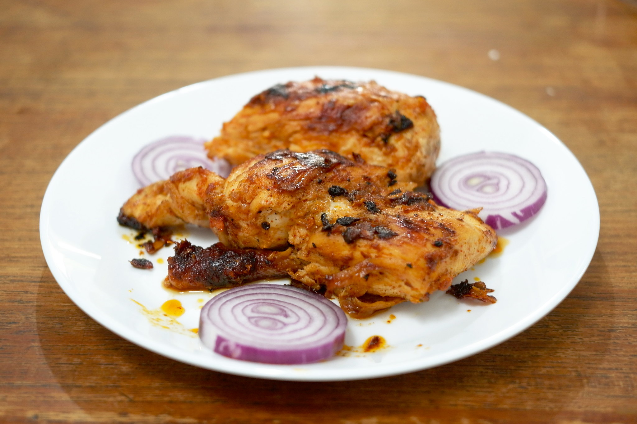 Turmeric & Fennel Grilled Chicken (Ayam