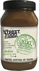 CUBAN CHIMICHURRI- the street food compa