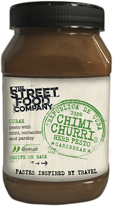 CUBAN CHIMICHURRI- The Stree Food Company