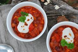 African Fire Bean Stew (V) (VGN)