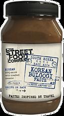 KOREAN BOLGOGI - the street food company