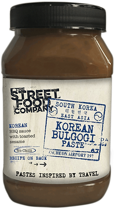KOREAN BOLGOGI - The Stree Food Company