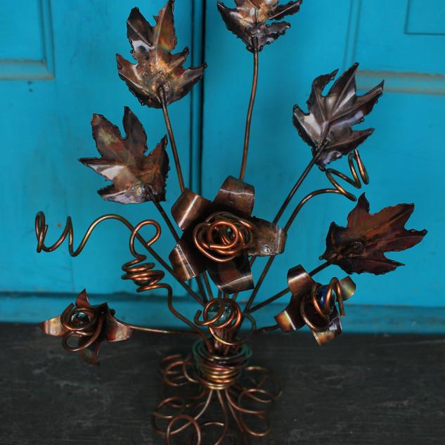 Medium Three Flower Bouquet