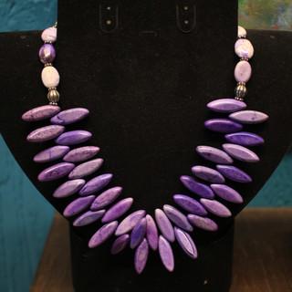 Purple Turquoise