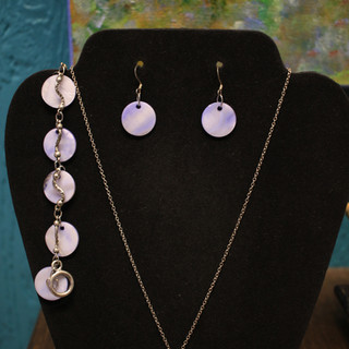 Purple Shell Set